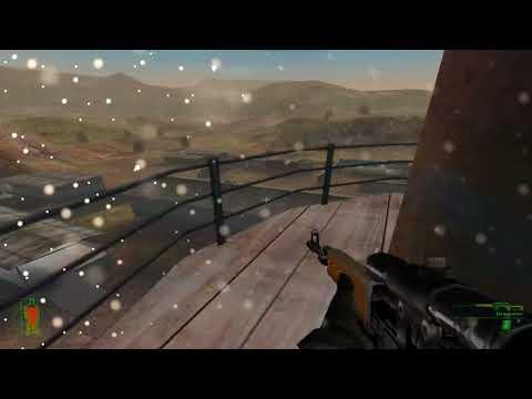igi 1 in sniper in mission 1 (Train Yard)