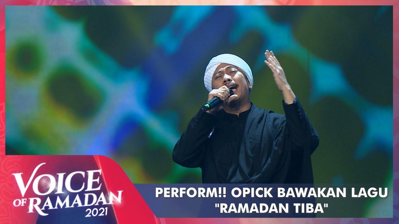 Download Opick - RAMADAN TIBA | VOICE OF RAMADAN 2021 MP3 Gratis