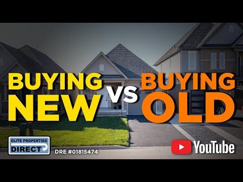 Buying New vs Buying Old HD