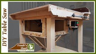 meine holzwerkstatt werkstatttour werkstatt einrichten selber bauen diy franks shed. Black Bedroom Furniture Sets. Home Design Ideas