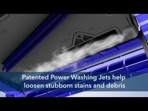Aquabot Power Washing Jets