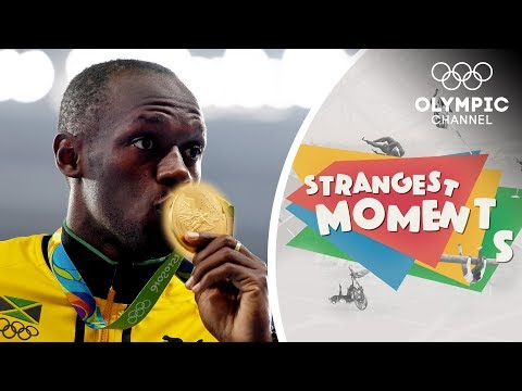How much is a Gold Medal worth? | Strangest Moments