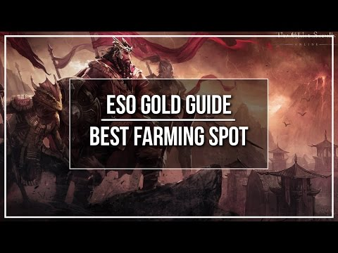 ESO Gold Guide - Best Farming Spot