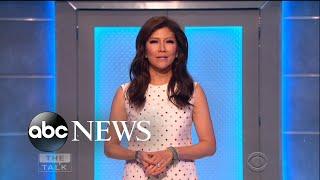 Julie Chen announces she