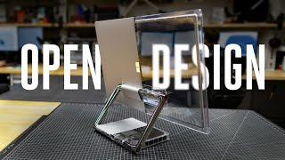 Inside Microsoft's big bet on open design