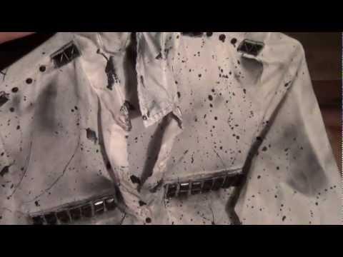 DIY Splatter Paint Shirt