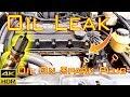 Oil On Spark Plug Fixing