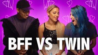 BFF VS. TWIN | Niki & Gabi