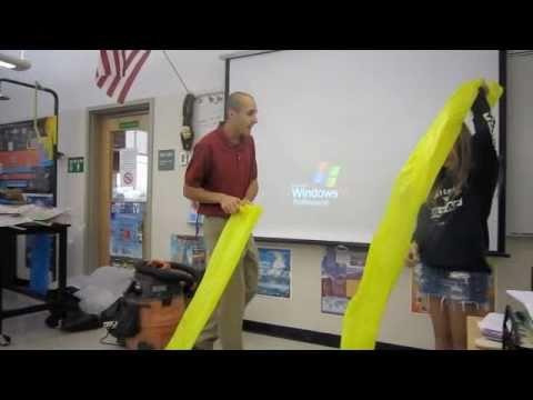 The Science of Air- Mass, Volume, Pressure, Density, Bernoulli