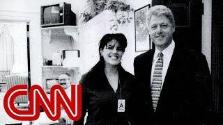 Jan 21, 1998: Clinton-Lewinsky scandal breaks on CNN