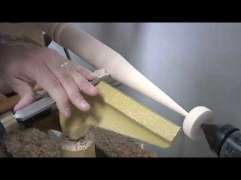 127 - How to Turn a Wooden Vampire Stake
