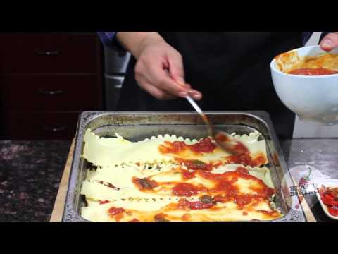 Best Homemade Vegetarian Lasagna Recipe