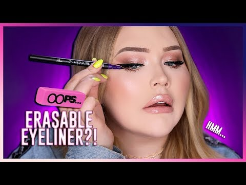 ERASABLE EYELINER?? WTF!!