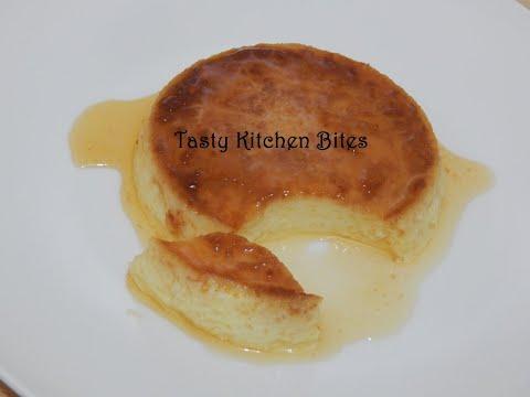 Only 1 Egg Caramel Pudding   মাত্র ১ টা ডিমে চুলায় পুডিং l How to make Pudding in stove