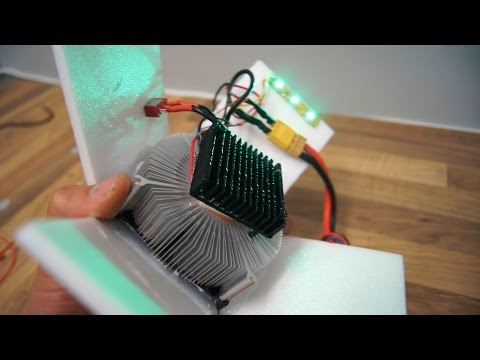 How to Make a Dehumidifier Using Thermoelectric Cooling - RCLifeOn