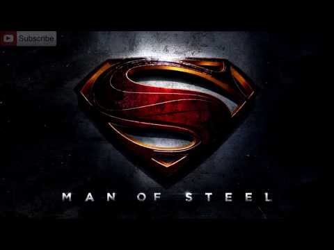 Man of Steel Theme Song Original Motion Picture Soundtrack OST [1080p HD] Hans Zimmer Superman