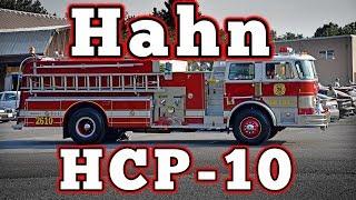 1982 Hahn HCP-10 Fire Engine: Regular Car Reviews