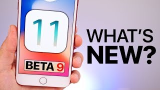 iOS 11 Beta 9 Released! What