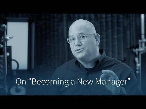 Learn with LinkedIn Learning: Todd Dewett on Becoming A New Manager