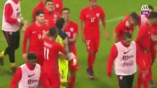 Chile vence a Croacia y pasa a la final de la China Cup