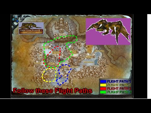 Time Lost Proto Drake Patch 7.0.3 TLPD Spawn Timer (legion) drake from time