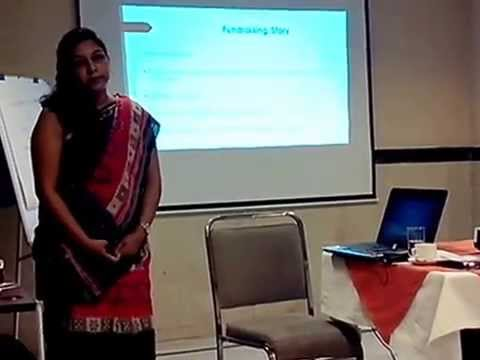 Clips of NGO FUNDS INDIA FUNDRAISING STRATEGY WORKSHOP in NEW DELHI on 30th August 2014