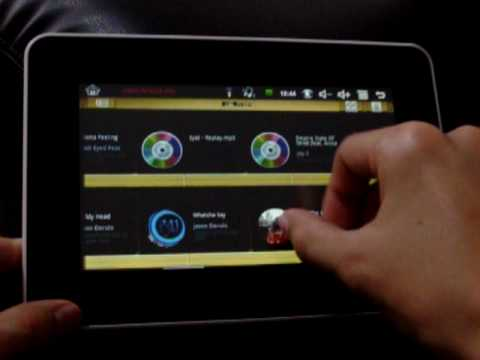 iPad Android DiMobile D3 Review