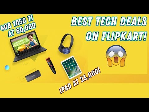 BIG SHOPPING DAYS SALE ON FLIPKART! BEST TIME TO BUY LAPTOP/SMARTPHONE!