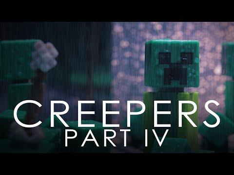 Lego Minecraft: Creepers Pt 4