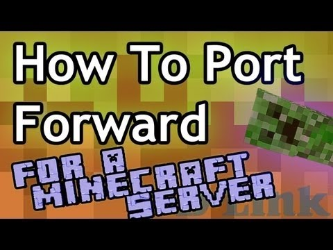 How to port forward your minecraft server WITHOUT HAMACHI
