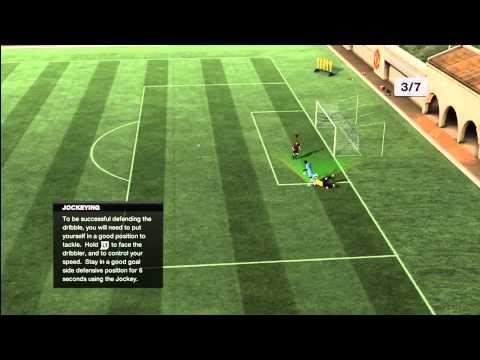 FIFA 12 Tactical Defending Tutorial