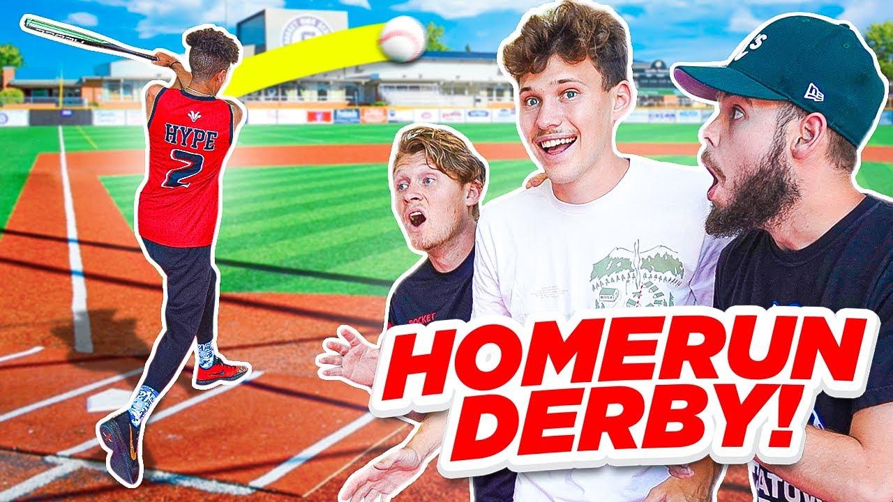 2HYPE Baseball Home Run Derby!