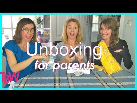 Unboxing for Parents