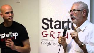 Download Steve Blank (Four Steps to the Epiphany) at Startup Grind New York Video