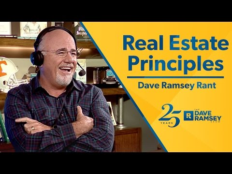 Dave Ramsey's Real Estate Principles
