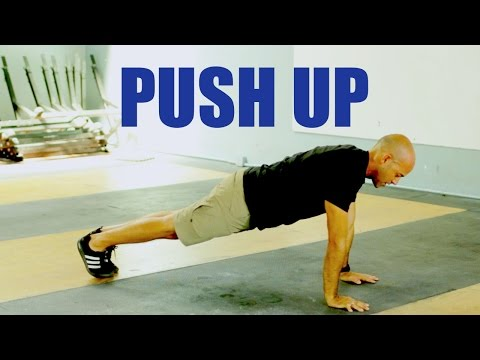 HOW TO IMPROVE THE PUSH UP - Paradiso Crossfit