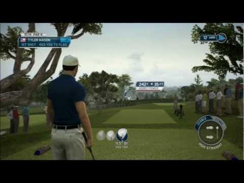 Tiger Woods PGA Tour 14 - Episode 2 ( Q School )