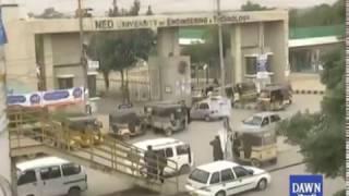 Earthquake in Karachi