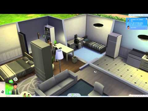 The Sims 4: Hands-on Gameplay