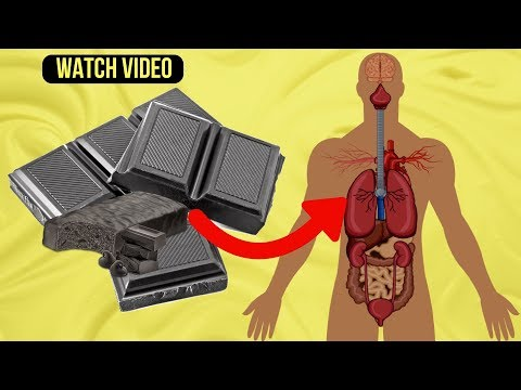 1 Hour After Eating CHOCOLATE This is What Happens to Your Body