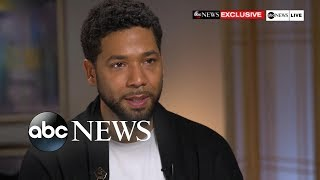 Download Jussie Smollett FULL Interview on alleged attack | ABC News Exclusive Video