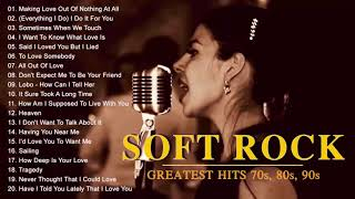 Soft Rock Of All Time | Best Soft Rock Songs 70s,80s - Rock love song nonstop