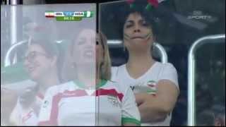 Iran-nigeria2014 Funnyخاك تو سرتون كنن يوزهاي ايراني!!!!ا