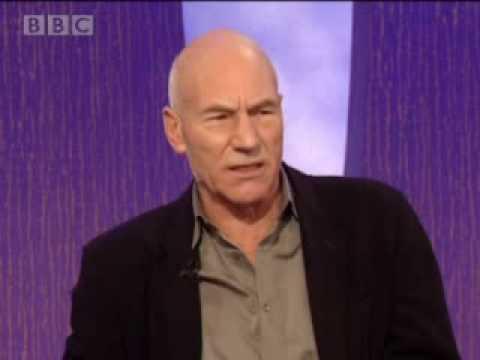 Patrick Stewart interview - Parkinson - BBC