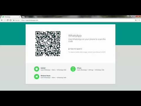HOW TO USE WHATSAPP ON YOUR DESKTOP OR LAPTOP
