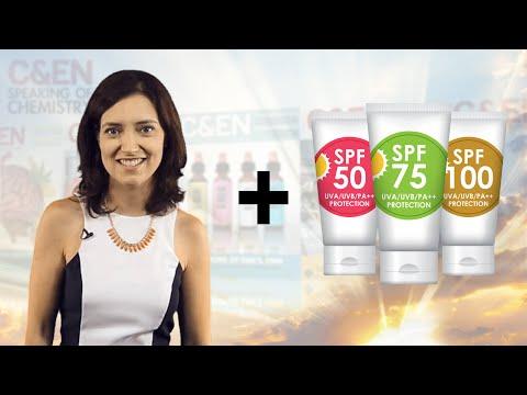 Sunscreen SPF Explained - Speaking of Chemistry Ep.5