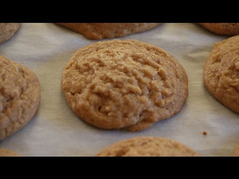 Melt in Your Mouth Peanut Butter Cookies Short