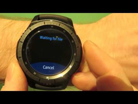 Samsung Gear S3 - Set a Custom Ringtone how to guide - Subscriber Question Answered by Mr Analytical