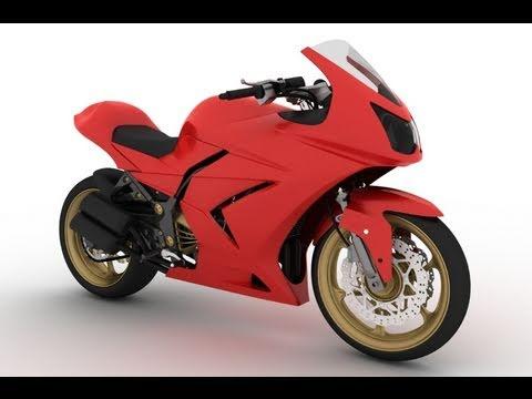 Motorcycle Engine Design with Norton