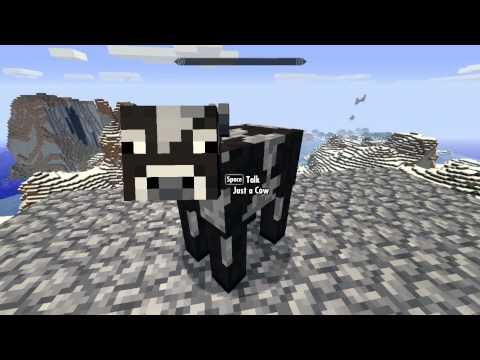 FUS RO DAH! - Minecraft meets Skyrim